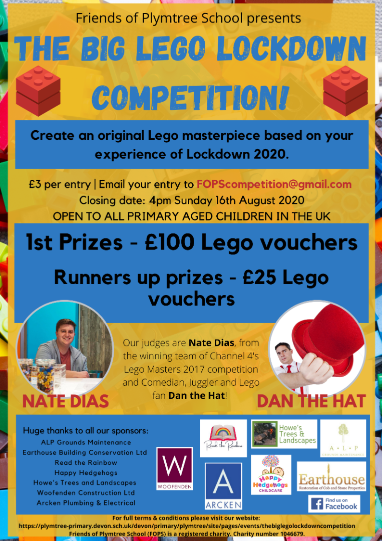 FINAL The Big Lego Lockdown Competition